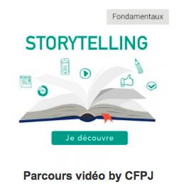 Storytelling CFPJ