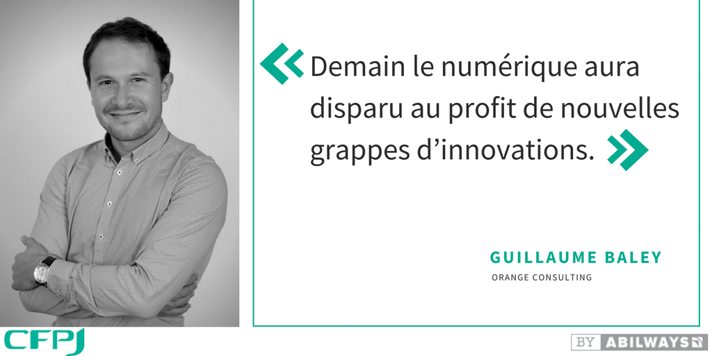 Guillaume baley orange consulting cfpj expert