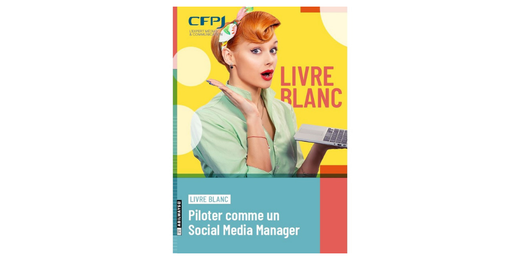social media manager livre blanc
