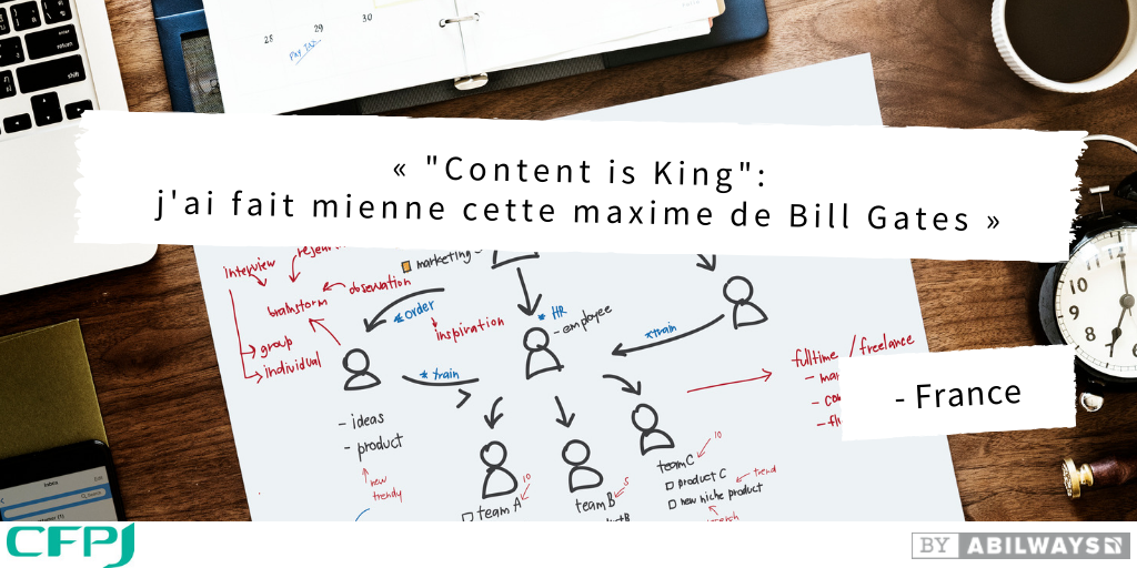 Brand content management